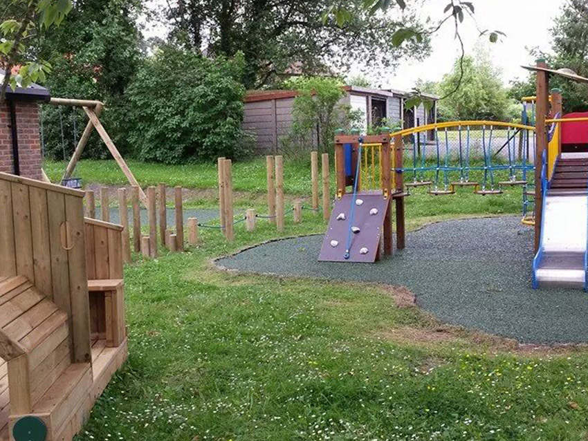 Bells Yew Green – Community Playground Project